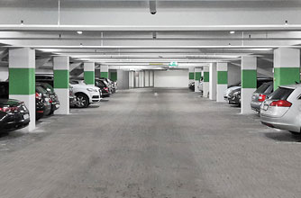 Parkgarage City Center Gersthofen